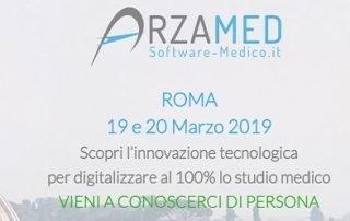 ArzaMed Roma live demo gratuita
