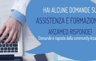 Assistenza e formazione gratuita ArzaMed
