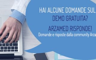 Demo software medico gratuita ArzaMed
