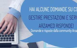 Prestazioni e servizi con ArzaMed