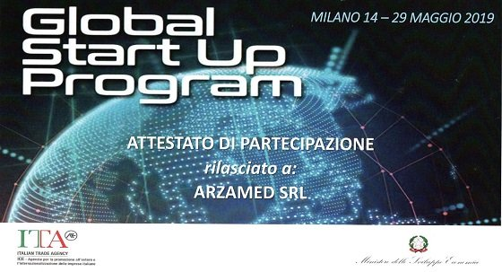 Global-Start-Up-program-ArzaMed ArzaMed a Londra