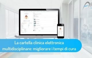 Cartella clinica elettronica multidisciplinare ArzaMed software medico