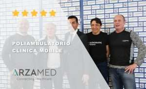 poliambulatorio clinica mobile