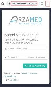 ArzaMed-App-schermo-Android-176x300 ArzaMed App schermo Android