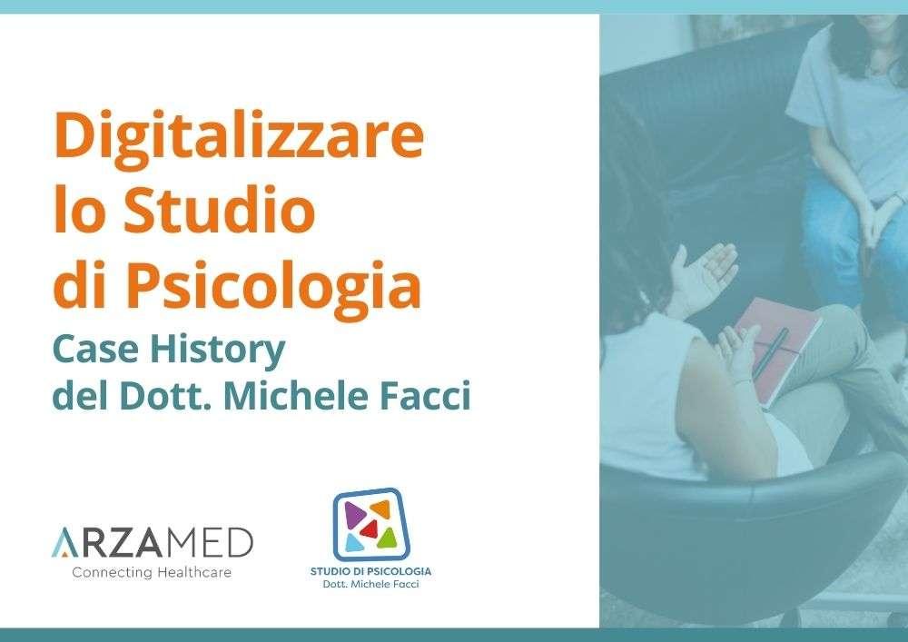 Digitalizzare lo Studio di Psicologia Case History